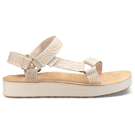 Teva W's Midform Universal Geometric Sandals Birch